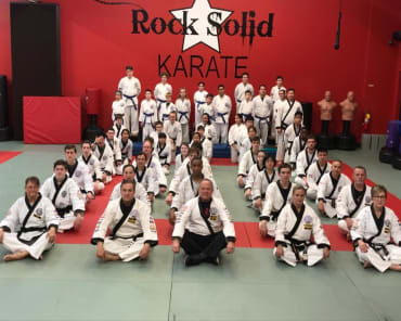 Kids Karate near Gainesville