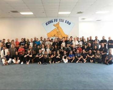 Adult Martial Arts in Hesperia - Foo Dogs Martial Arts Academy