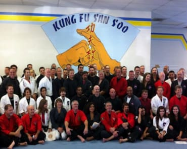 Adult Martial Arts in Riverside - Dave Hopkins Kung Fu San Soo