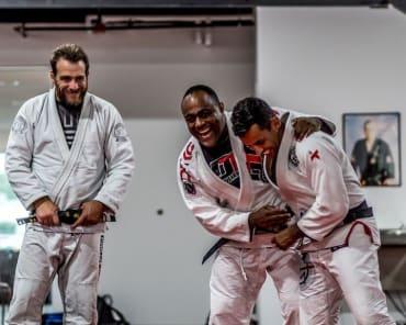 Adult Brazilian Jiu Jitsu in Chesapeake - Da Firma Training Center