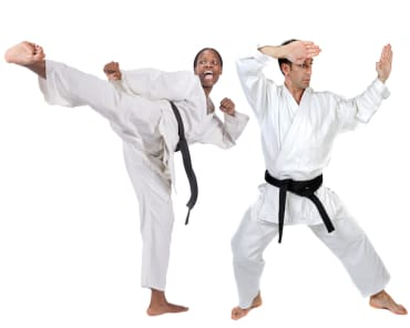 Adult Martial Arts in Saffron Walden - All Anglia Karate Association