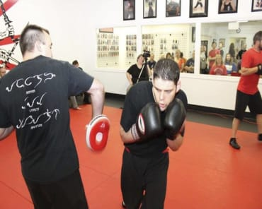 Adult Martial Arts  in Cedar Park - Patterson Academy of Martial Arts