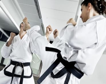 Adult Martial Arts in Camberley - Pil Sung Do Martial Arts