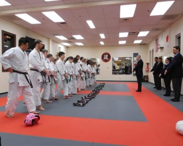Adult Martial Arts  in Juneau - Juneau Karate Academy