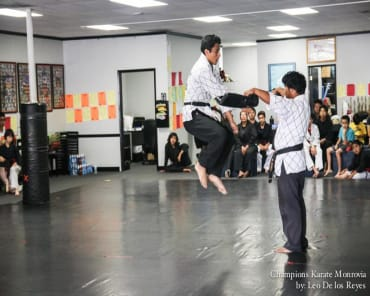 Adult Martial Arts  in Monrovia - Champions Karate