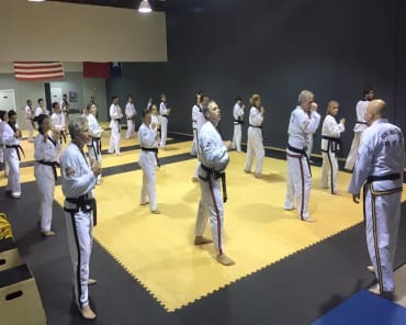 Adult Martial Arts in Spring Branch - Houston Center For Taekwondo