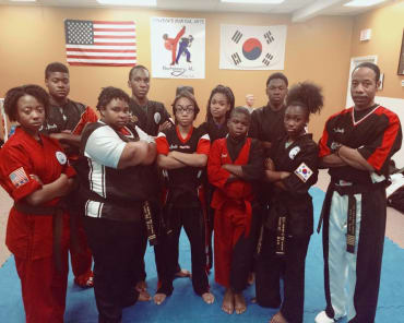 Adult Martial Arts in Montgomery - Johnson's Martial Arts Academy