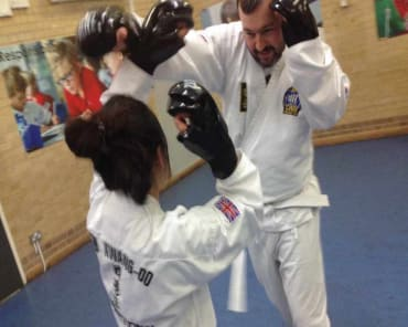 Kids Martial Arts near Teddington