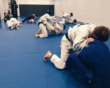 Brazilian Jiu Jitsu  in Seattle - Mat Chess MMA