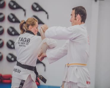 Adult Martial Arts in Wrexham - Ady Jones Taekwondo Schools