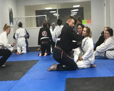 Brazilian Jiu Jitsu in Little Rock - Rock City MMA