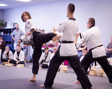 Adult Martial Arts in Winder - Twin Tigers Martial Arts