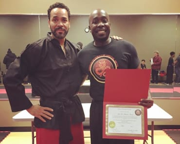 Adult Martial Arts  in Lanham - Dragon Academy Of Martial Arts