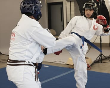 Adult Martial Arts  in Keller - American Defensive Arts Academy