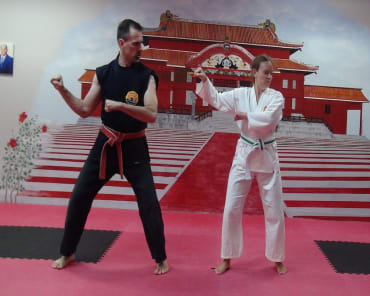 Kids Martial Arts Rocky Hill