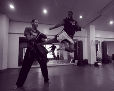 Adult Martial Arts  in Philadelphia - Martial Posture