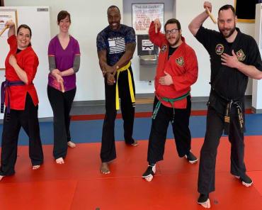 Adult Martial Arts Lansing