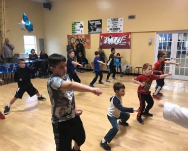 Kids Martial Arts near Central Valley