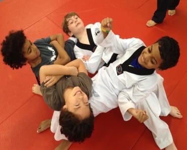 Kids Martial Arts near Chantilly