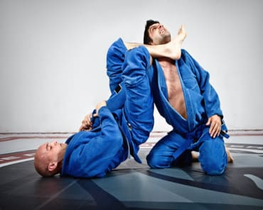 Brazilian Jiu Jitsu  in Norwich - Icon Jiu Jitsu Team
