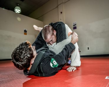 Brazilian Jiu Jitsu in Gastonia - FTF® Fitness And Self-Defense