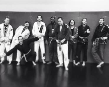 Brazilian Jiu Jitsu  in Portland - Straight Blast Gym Portland