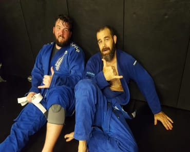 Brazilian Jiu Jitsu in Rockledge - Florida Combat Academy