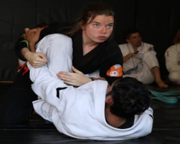 Brazilian Jiu Jitsu in Denver - Dark Horse Combat Club