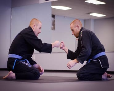 Brazilian Jiu Jitsu in Winder - Twin Tigers Martial Arts
