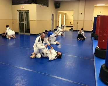Brazilian Jiu Jitsu in Washington County - Pittsburgh Martial Arts