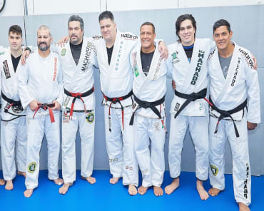 Brazilian Jiu Jitsu in Fort Worth - Marcos Santos Academy