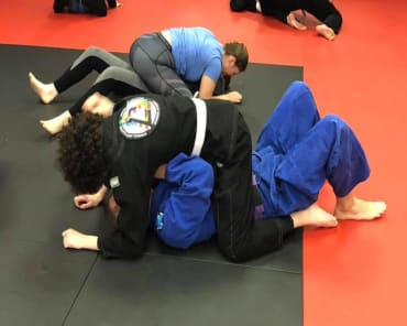 Brazilian Jiu Jitsu in Kingsport - Bushido Mixed Martial Arts