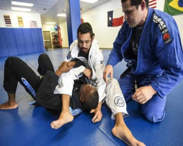 Brazilian Jiu Jitsu near Beaumont