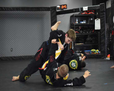 Kids Martial Arts near SKC Martinez
