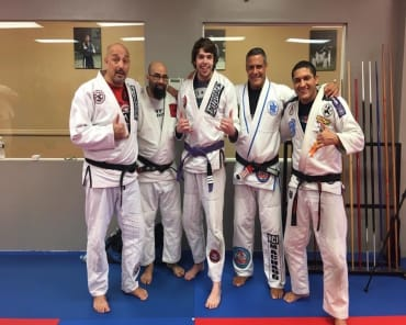 Brazilian Jiu Jitsu near West New York