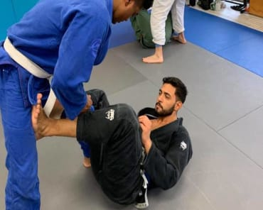 Brazilian Jiu Jitsu near St. Augustine