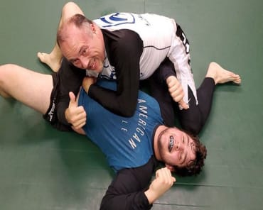 Brazilian Jiu Jitsu near Jenks