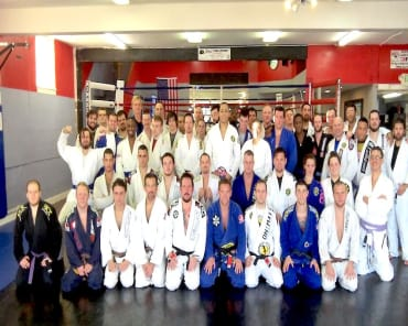 Brazilian Jiu Jitsu in Portsmouth - Bushido Mixed Martial Arts Academy