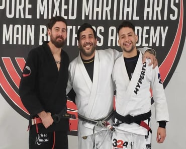 Brazilian Jiu Jitsu in Rockaway - Pure Mixed Martial Arts