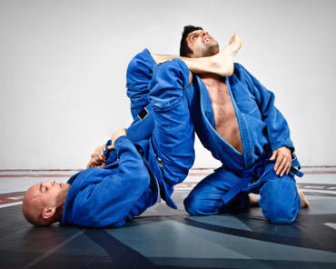 Brazilian Jiu Jitsu in Brooklyn - Johnny Karate NYC