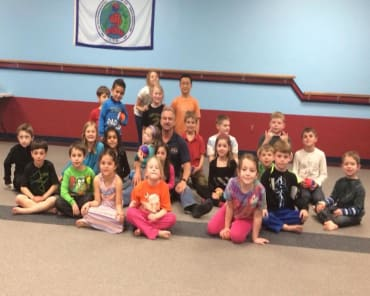 Birthday Parties  in Kingston - Keith Bennett's Karate Academy