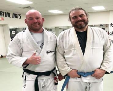 Brazilian Jiu Jitsu in Benton - Revolution MMA
