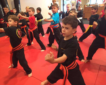 Kempo Karate in Sudbury - DMA Martial Arts