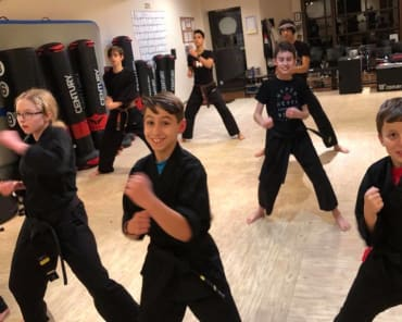 Black Belt Training in Sudbury - DMA Martial Arts