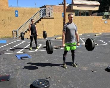 Bootcamp in Sandy Springs - CrossFit Grinder