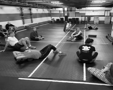 Cardio Fusion Fitness Classes in Winston-Salem - CrossFit Amplitude