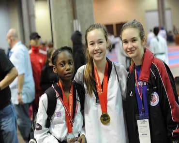 Competition Team in Spring Branch - Houston Center For Taekwondo