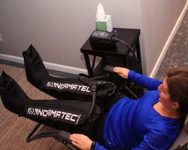 Compression Therapy in San Antonio - Alamo City Cryotherapy