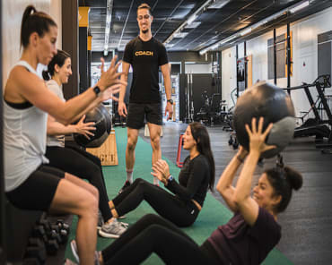 Personal Training near Cliffside Park