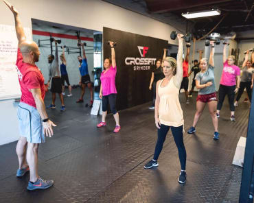 CrossFit in Sandy Springs - CrossFit Grinder